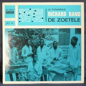 Richard Band de Zoetele